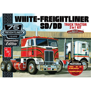1/25 Freightliner 2-in-1 Single/Dual Tractor, Wh