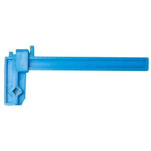 Small Adjustable Plastic Clamp
