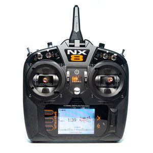 SPMR NX8 8 Channel DSMX Transmitter Only