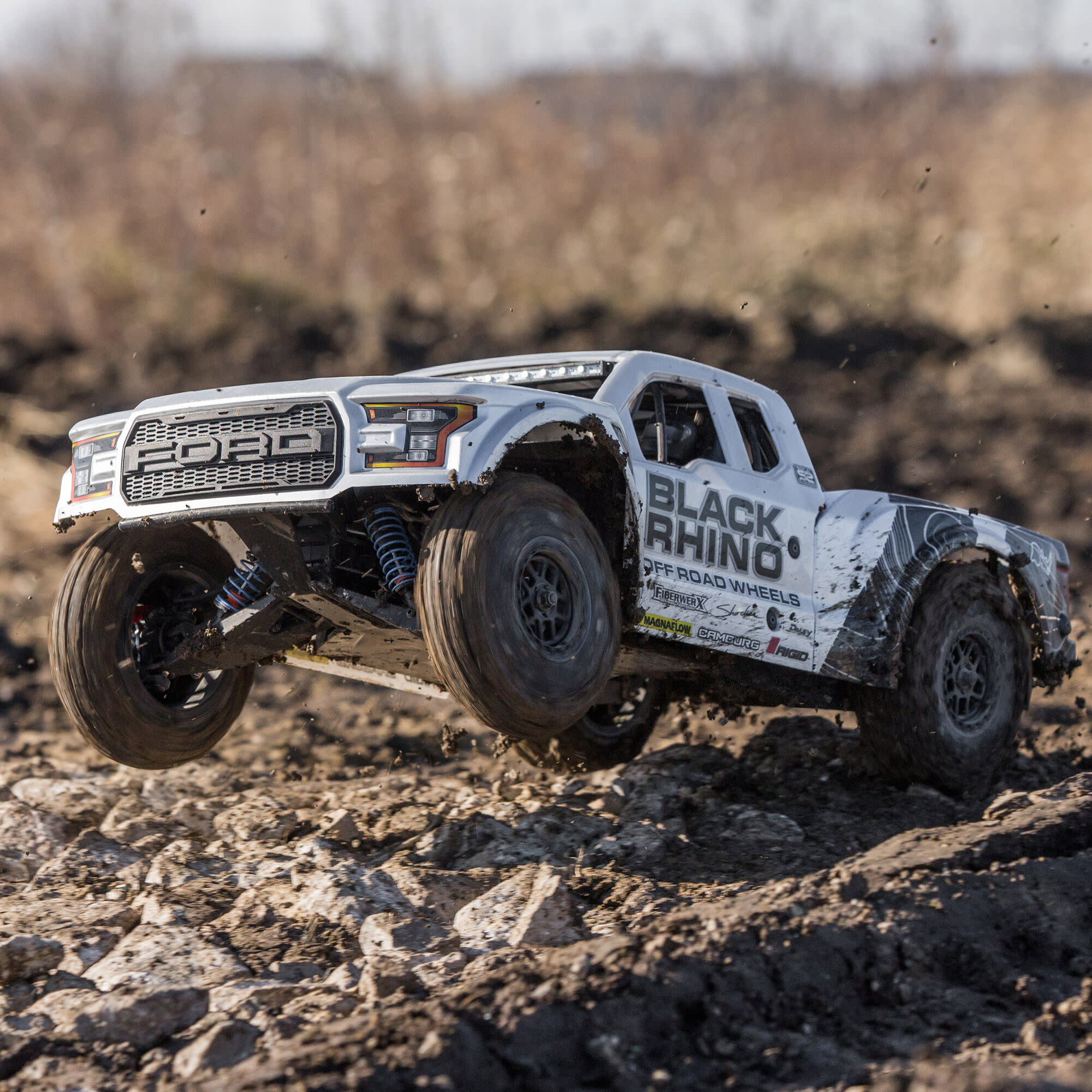 Black Rhino Ford Raptor Baja Rey SMART 1/10th RTR