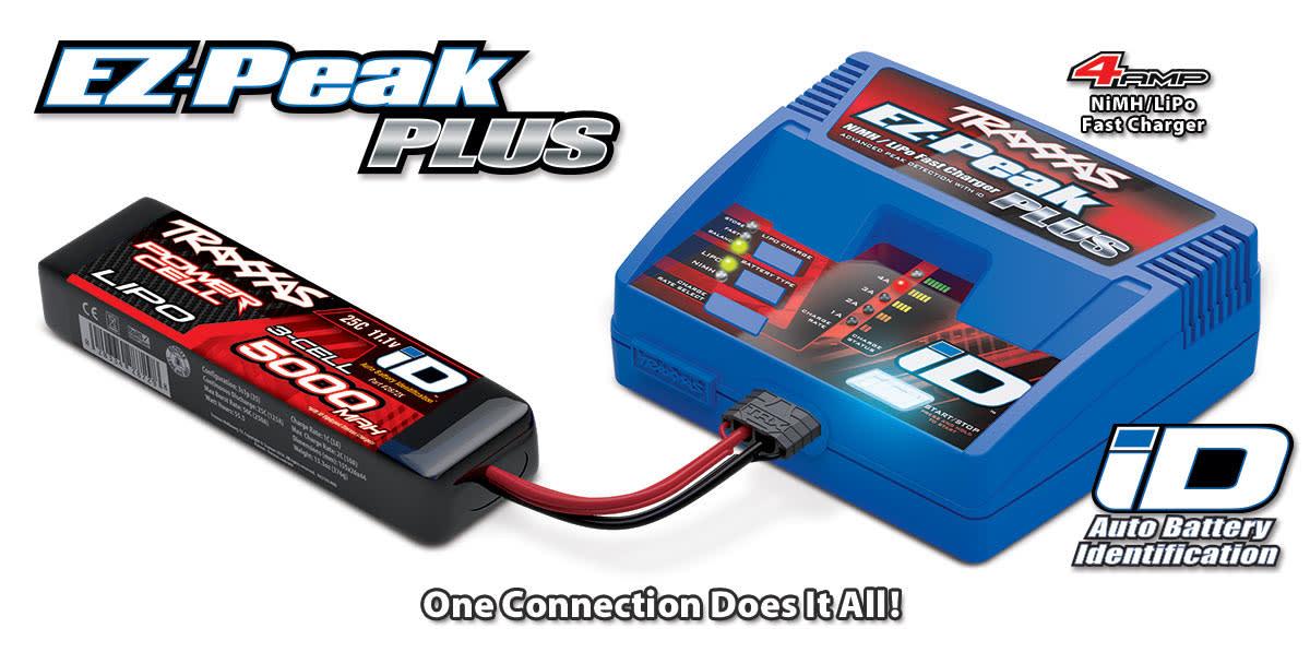 EZ-PEAK PLUS 4-AMP CHARGER