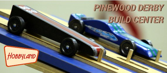 Pinewood Build Events!