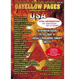 GAYELLOW PAGES REFERENCE GUIDE