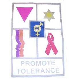 TOLERANCE -  P FLAG
