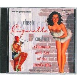 CLASSIC CIGARETTE ART CD ROM