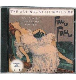 FROU FROU ART NOUVEAU CD ROM