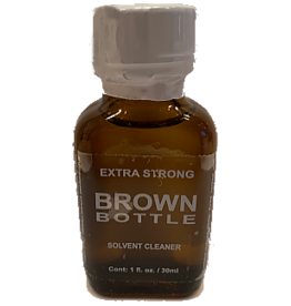 BROWN BOTTLE BROWN LARGE