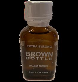 HEAD CLEANER- BROWN LG