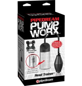 PUMP WORX PUMP WORX, HEAD TRAINER 4.3""