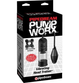 PUMP WORX PUMP WORX, VIBE HEAD TRAINER 4.3""