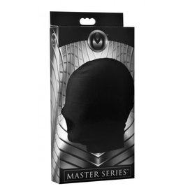 MASTER SERIES HOOD, MS, PADDED W/OPEN MOUTH