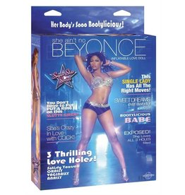 PIPEDREAM BEYONCE LOVE DOLL