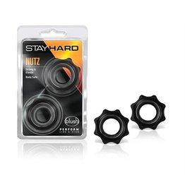STAY HARD CR-STAY HARD NUTZ,BLACK