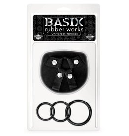 Basix BASIX RUBBER WORKS UNIVERSAL HARNESS, Regular