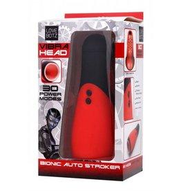 XR Brands VIBRA HEAD BIONIC AUTO STROKER