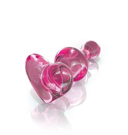 Icicles GLASS, ICICLES No 75 (HEART)