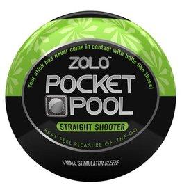 ZOLO ZOLO POCKET POOL,STRAIGHT SHOOTER