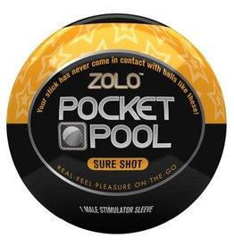 ZOLO N-ZOLO POCKET POOL,SURE SHOT