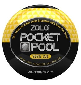ZOLO N-ZOLO POCKET POOL,SUSIE CUE