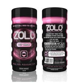 ZOLO N-ZOLO, DEEP THROAT CUP
