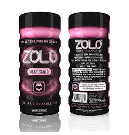 ZOLO ZOLO, DEEP THROAT CUP