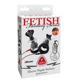 FETISH FANTASY FETISH FANTASY ELECTRO NIPPLE SUCKERS