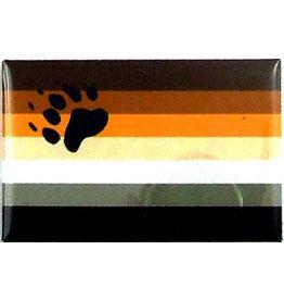 MAGNET-FLAG,BEAR
