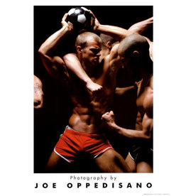 10% PRODUCTIONS JOE OPPEDISANO- RUGBY MEN IN PLAY