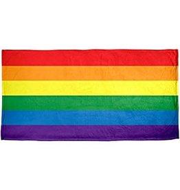 TOWEL- PRIDE FLAG BEACH TOWEL