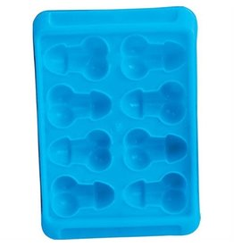 HOT PRODUCTS BLUE BALLS PENIS ICE CUBE TRAY
