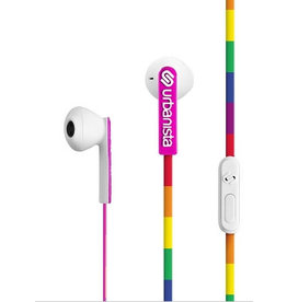 RAINBOW EARPHONES-URBANISTA SAN FRANCISCO ERGON