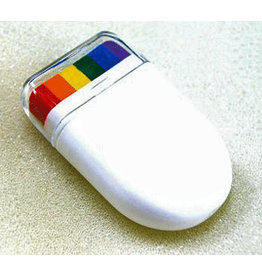 RAINBOW PRIDE BRUSH, RAINBOW PAINT ROLLER