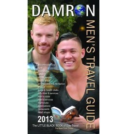 DAMRON MENS TRAVEL GUIDE 2013