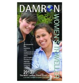 DAMRON WOMENS TRAVEL GUIDE 2013