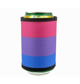 RAINBOW DEPOT COOZIE/COOZY-BI PRIDE CAN WRAP