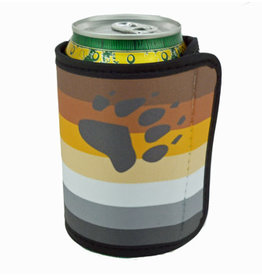 RAINBOW COOZIE/COOZY-BEAR PRIDE CAN WRAP