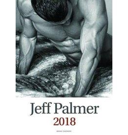 BRUNO GMUNDER VERLAG CALENDAR-2018 JEFF PALMER