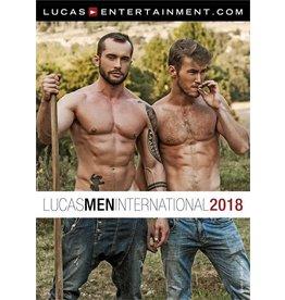 CALENDAR-2018 LUCAS MEN INTERNATIONAL