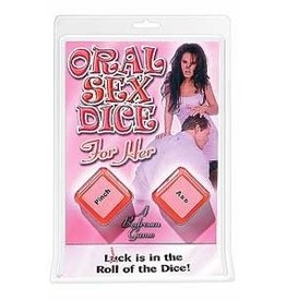 DICE, ORAL SEX, FOR HER