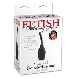 FETISH FANTASY FETISH FANTASY CURVED DOUCHE/ENEMA