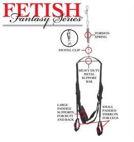 FETISH FANTASY SWING, FF, FANTASY SWING, SPINNING