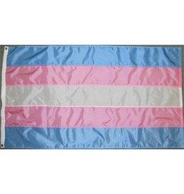 RAINBOW TRANSGENDER FLAG