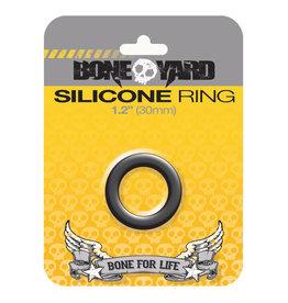 Boneyard CR-BONEYARD SILICONE 30MM,BLK