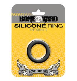 Boneyard CR-BONEYARD SILICONE 35MM,BLK