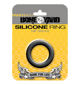 Boneyard CR-BONEYARD SILICONE 40MM,BLK