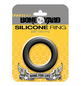 Boneyard CR-BONEYARD SILICONE 50MM,BLK