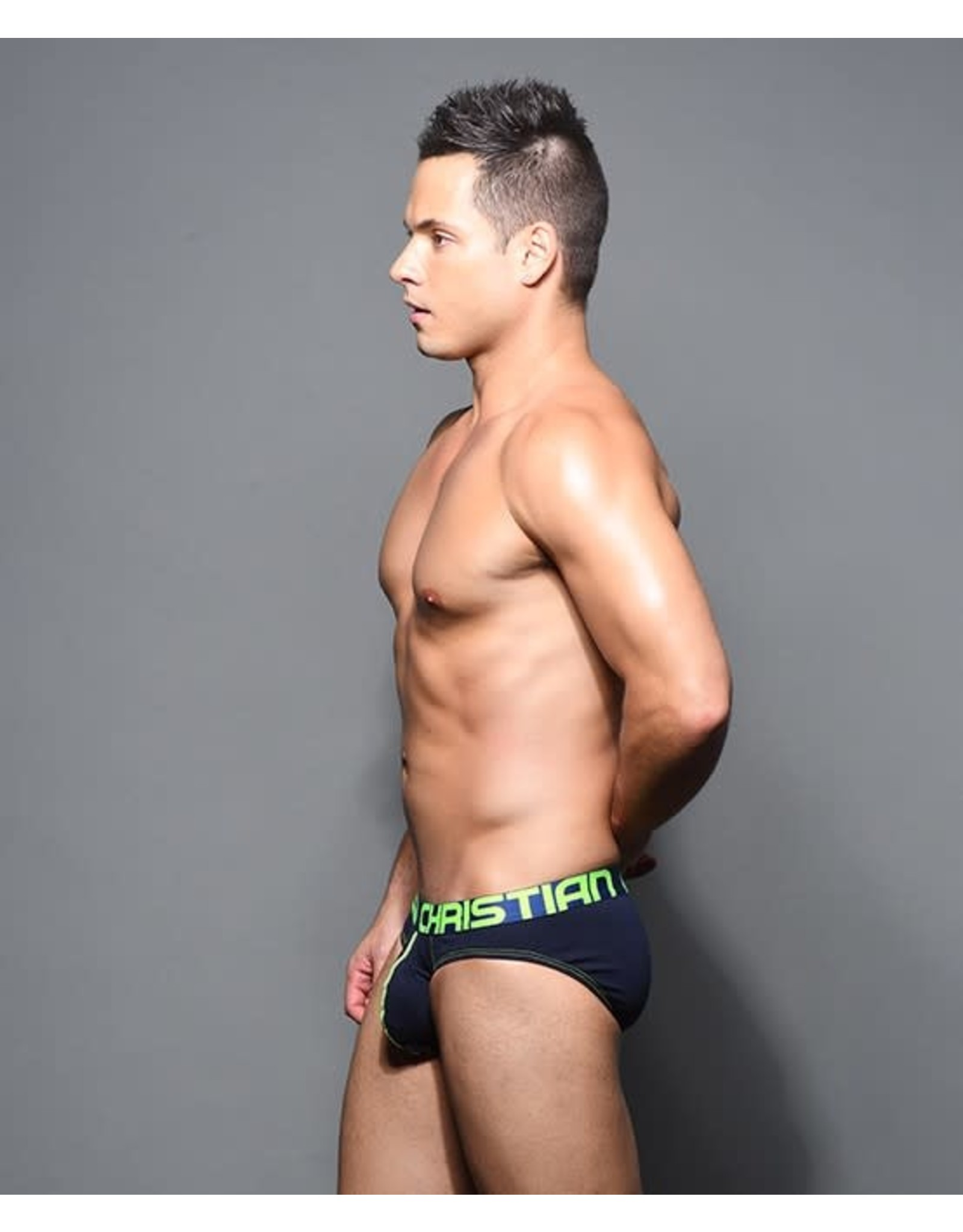 ANDREW CHRISTIAN ANDREW CHRISTIAN HAPPY BRIEF W/ ALMOST NAKED