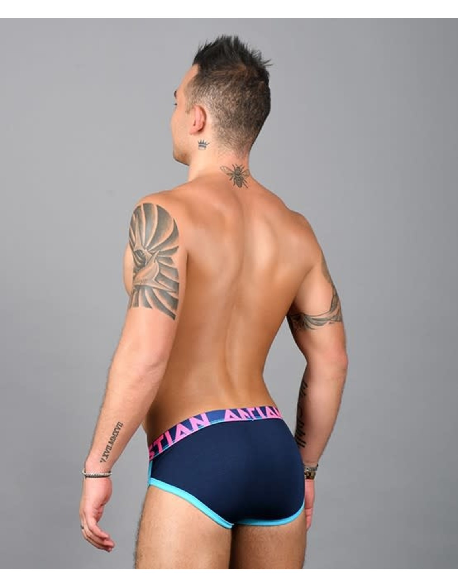 ANDREW CHRISTIAN AC COOLFLEX MODAL BRIEF W/ SHOW-IT