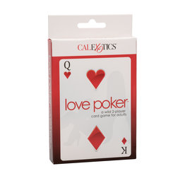 CAL EXOTICS GAME, LOVE POKER CARDS