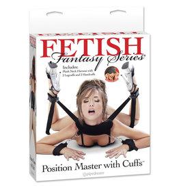 FETISH FANTASY RESTRAINT, FF, POSITION MASTER W/ CUF